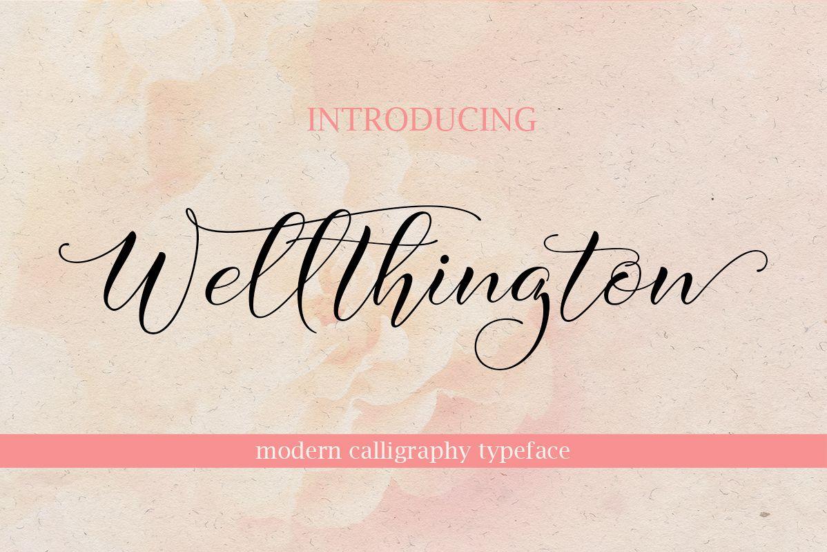 Wellthington example image 1