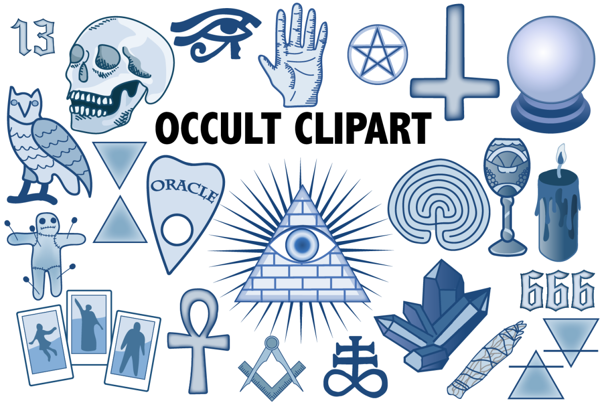 Occult Clipart example image 1