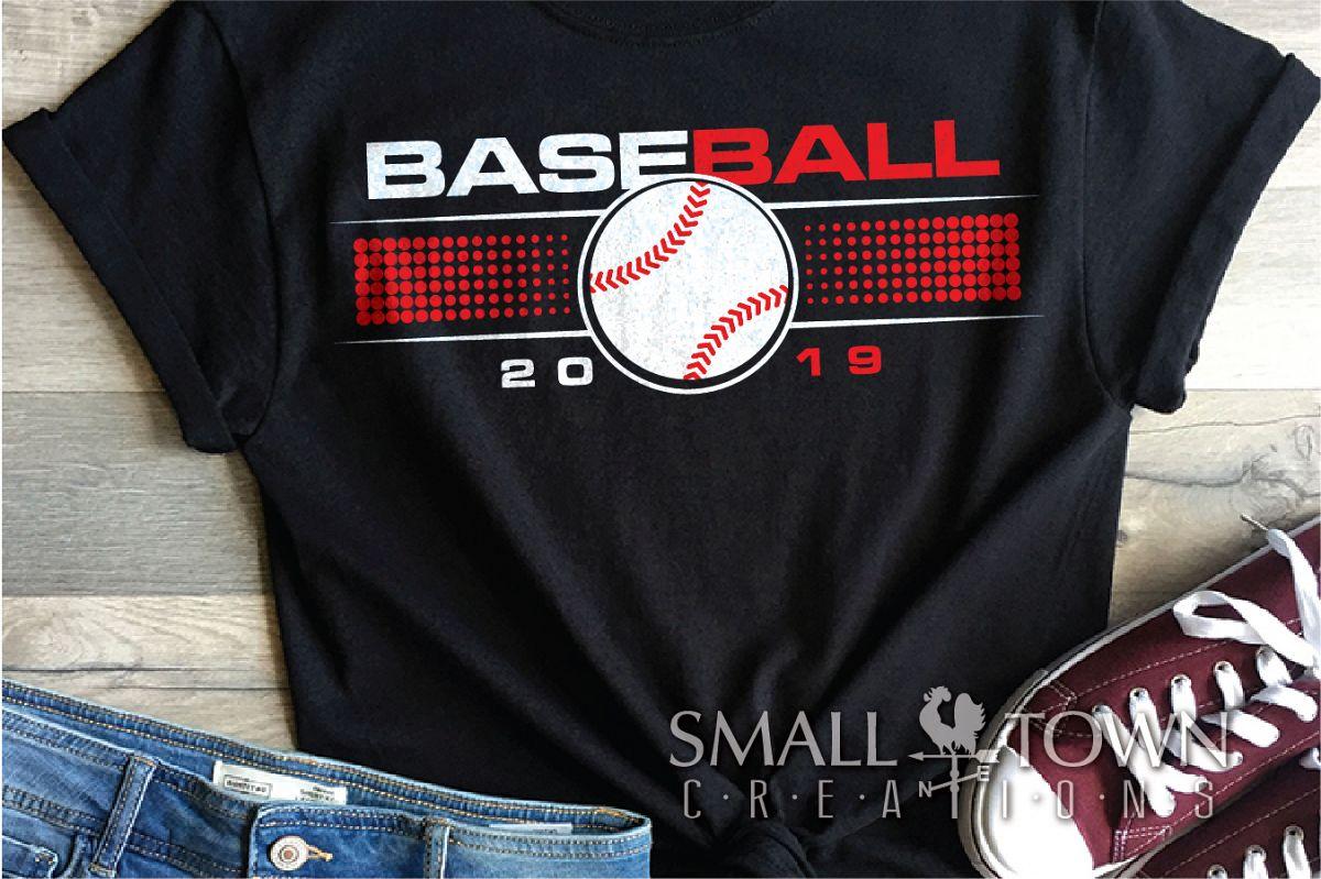 Baseball, Ball sport, Sports, Team logo, PRINT, CUT & DESIGN example image 1