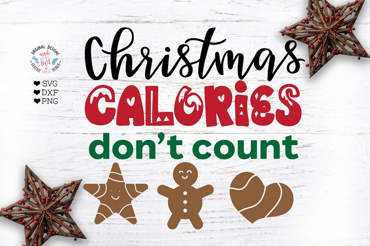 Christmas Calories Dont Count example image 1