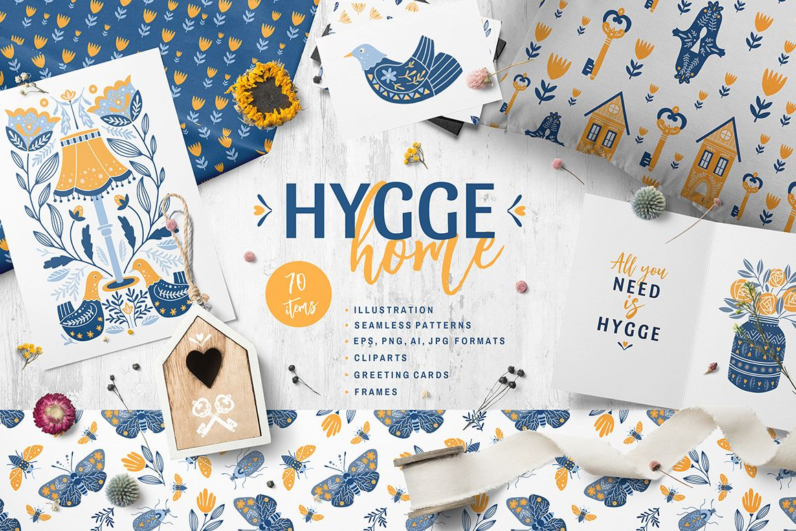Hygge home collection example image 1
