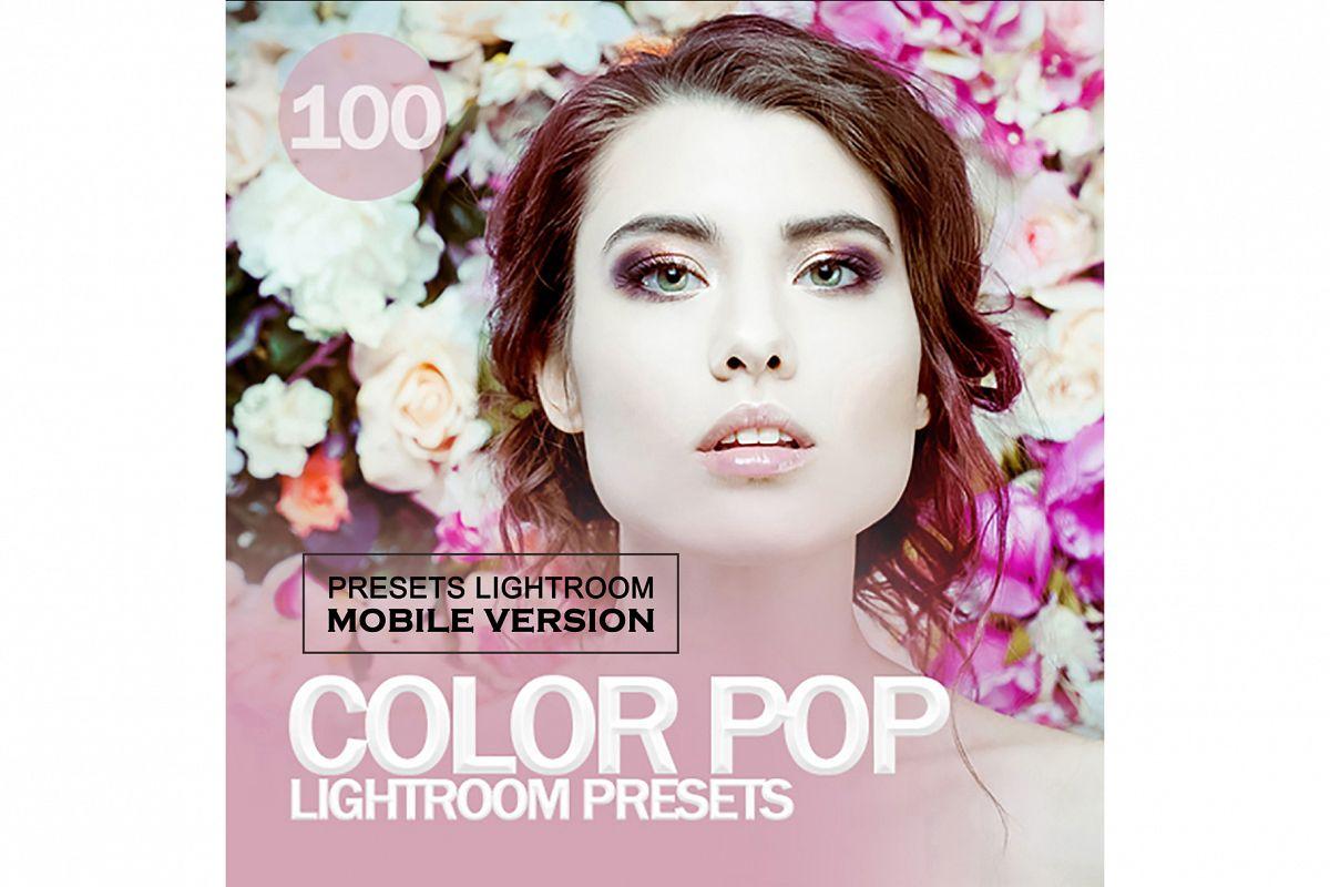 Color Pop Lightroom Mobile Presets example image 1
