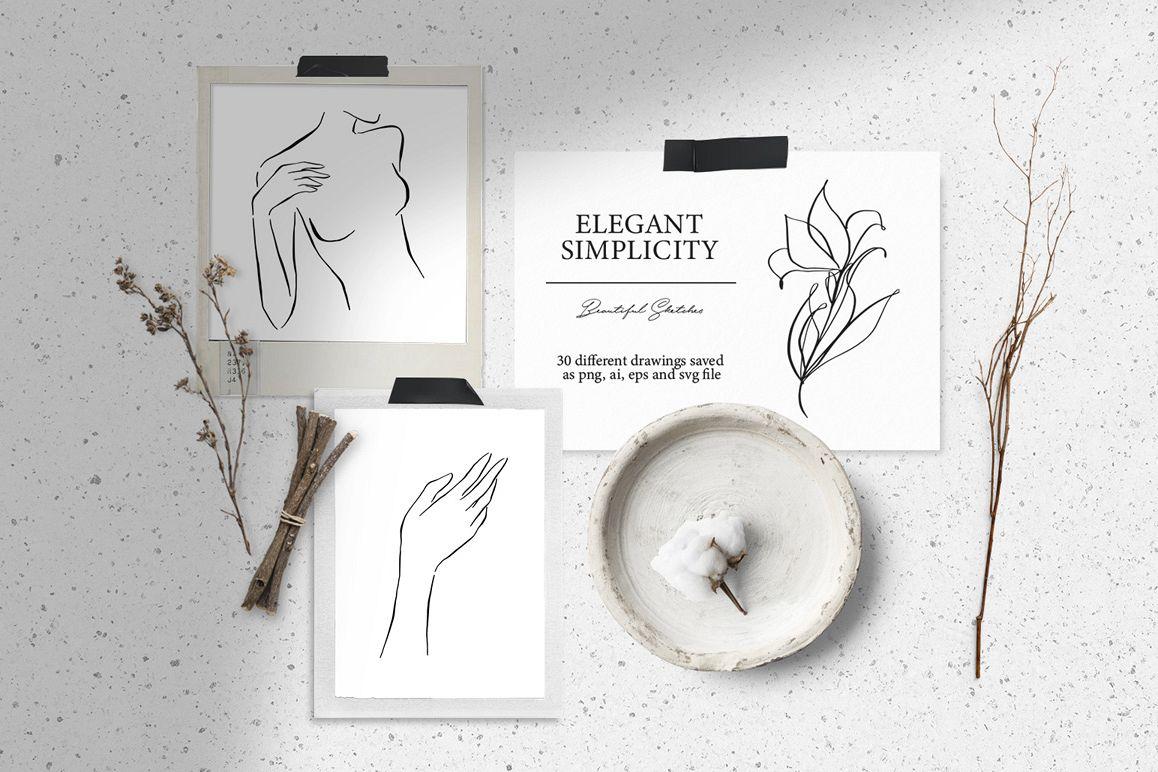 Elegant Simplicity example image 1