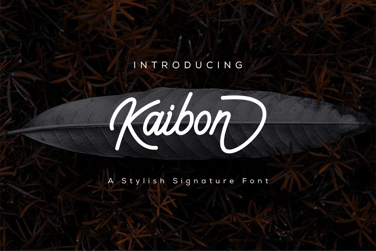 Kaibon example image 1