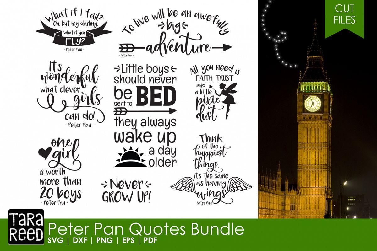 Peter Pan Quotes Grow Up Archidev
