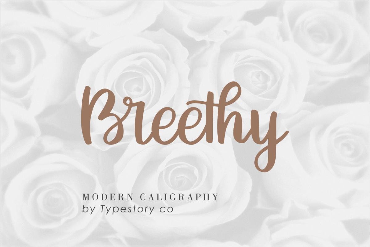 Breethy example image 1