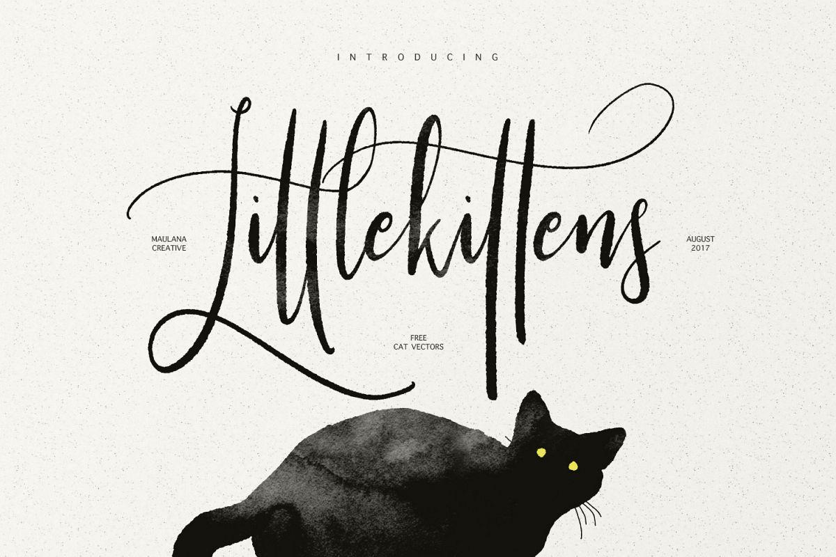 Little Kittens example image 1