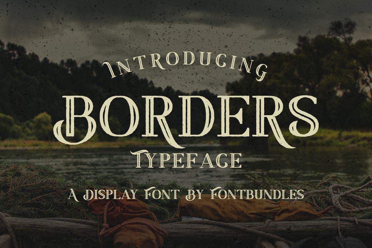 Border example image 1