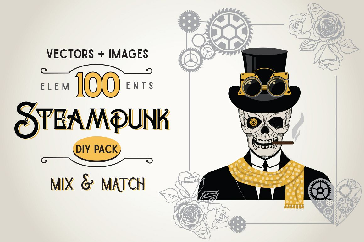 STEAMPUNK Bundle Free Download