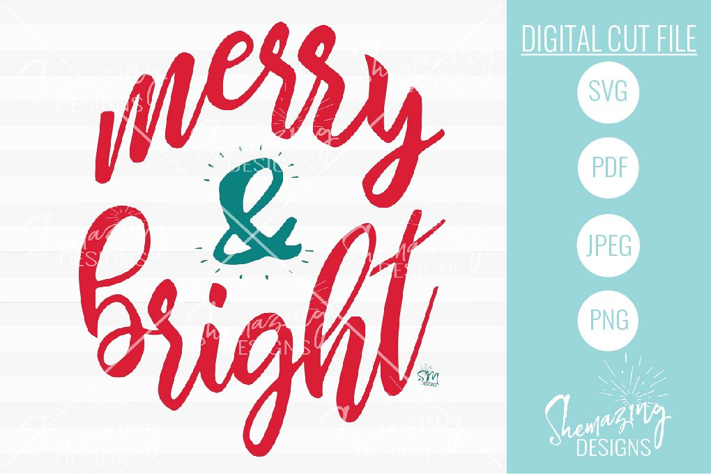 Merry & Bright example image 1
