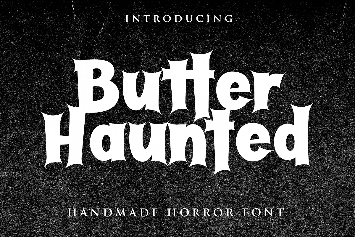 Butter Haunted example image 1