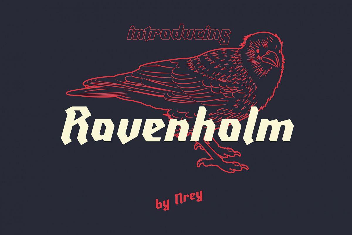 Ravenholm example image 1