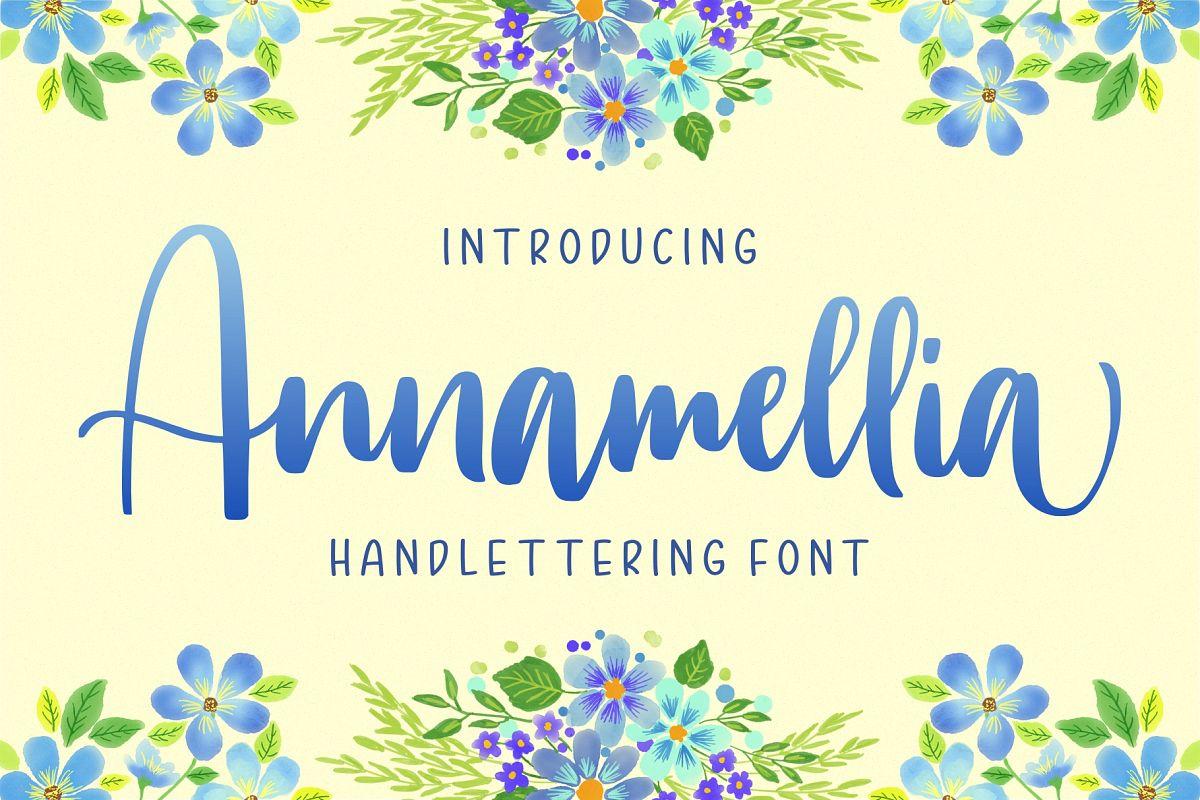 Annamellia example image 1