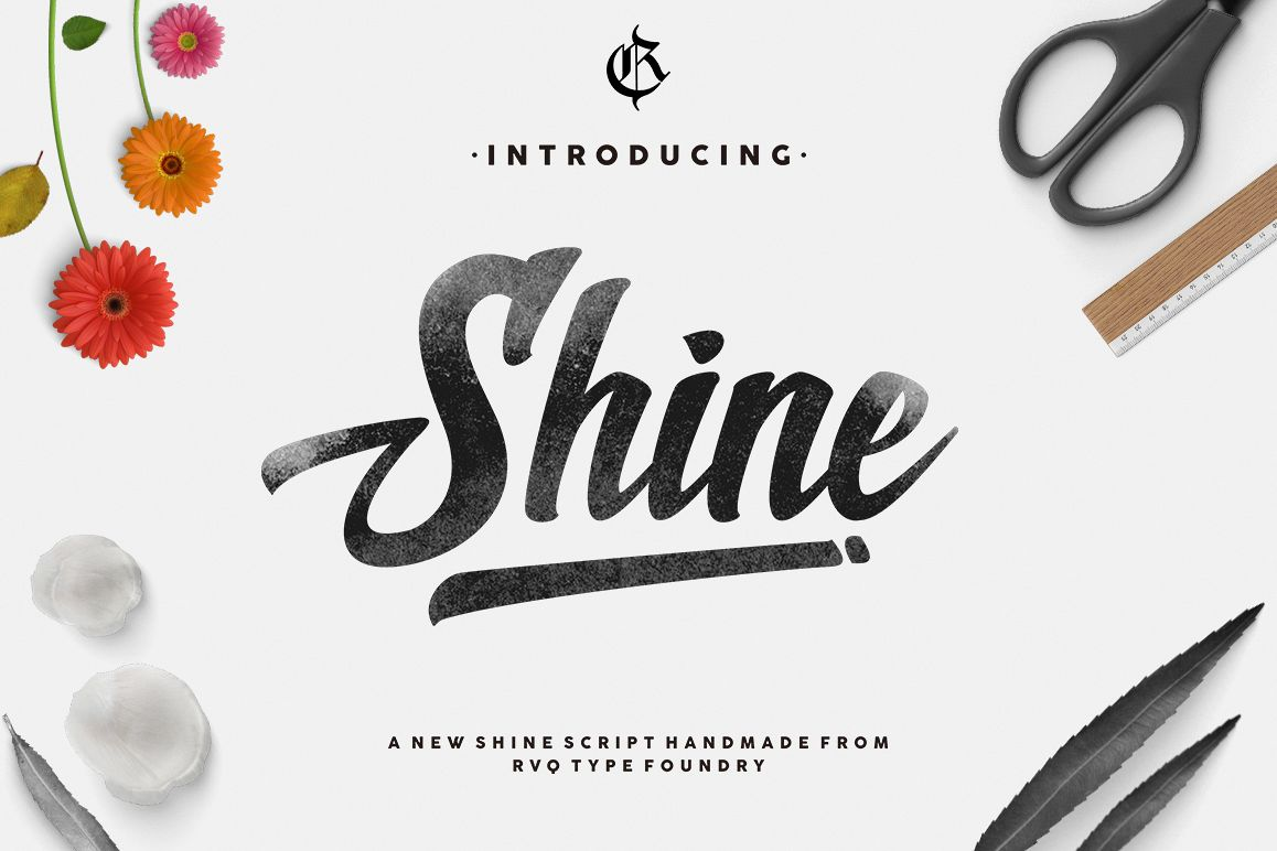 New Shine Script example image 1