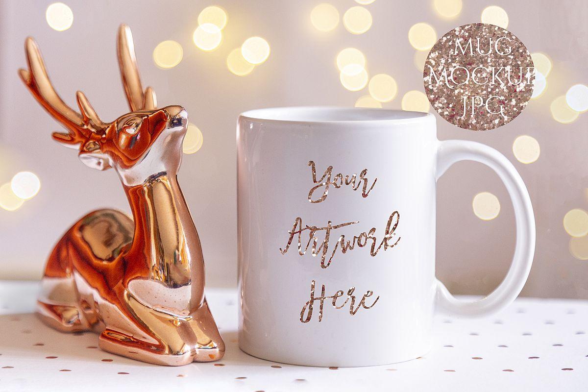 Mug Mockup-christmas example image 1