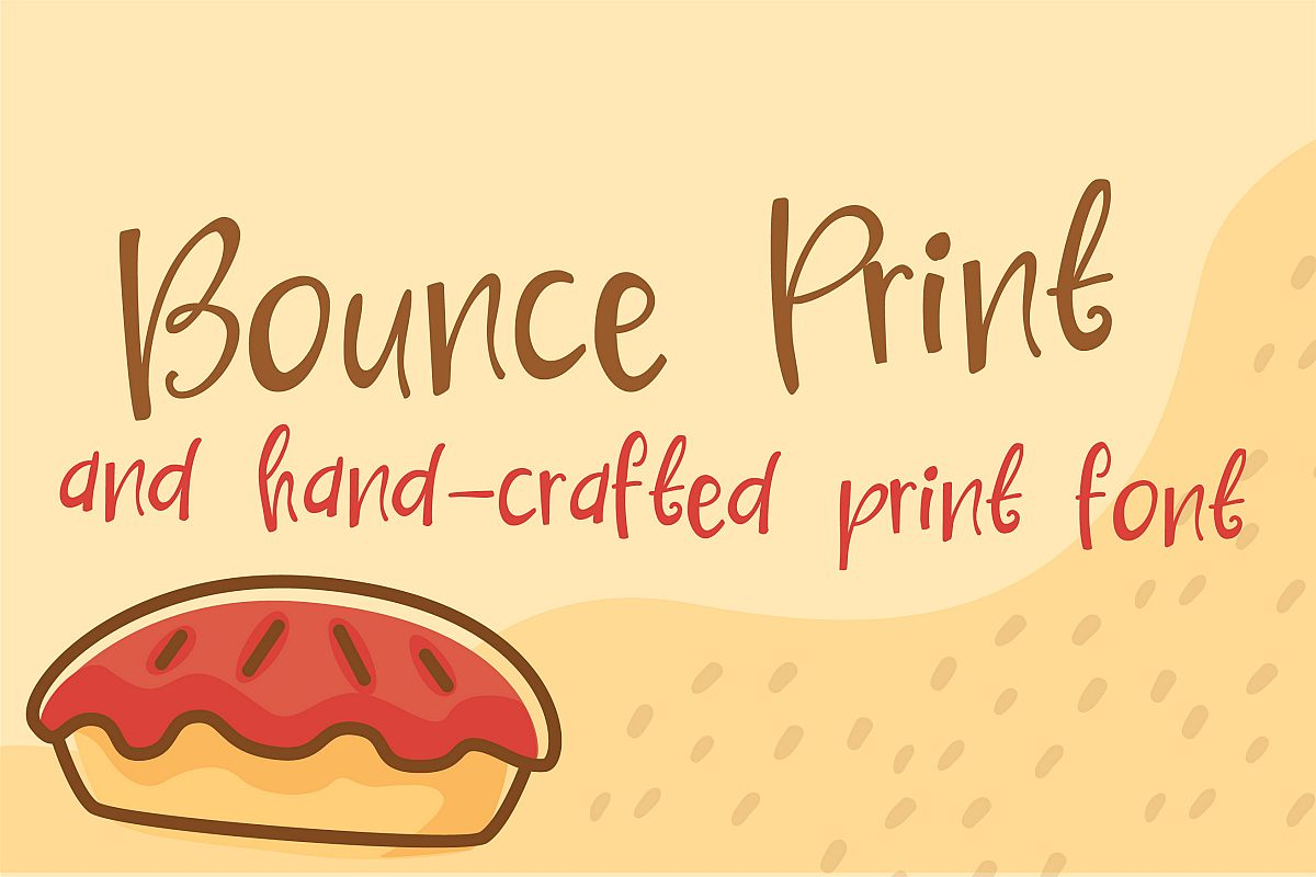 PN Bounce Print example image 1