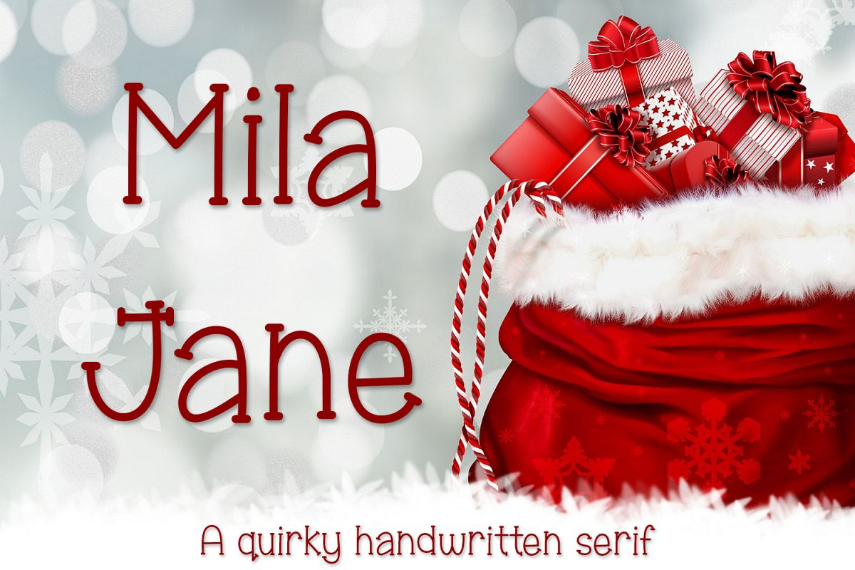 Mila Jane example image 1