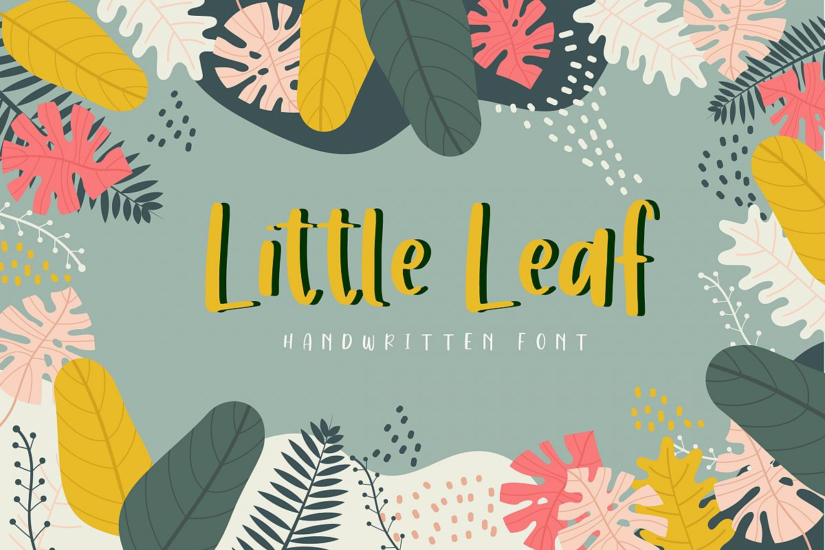 Little Leaf example image 1