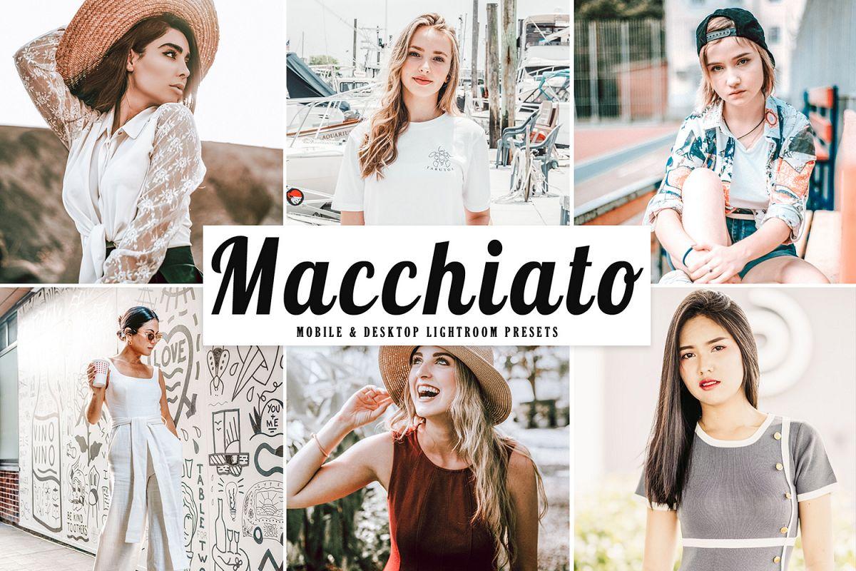 Macchiato Mobile & Desktop Lightroom Presets example image 1