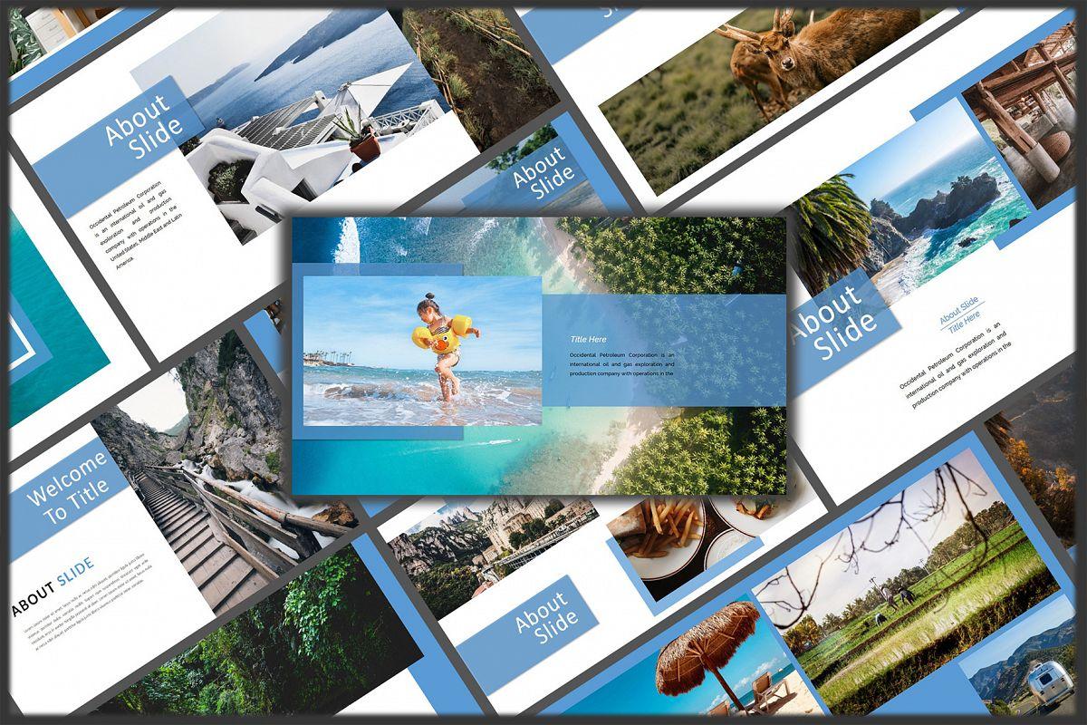 Holiday - Google Slides Presentation example image 1