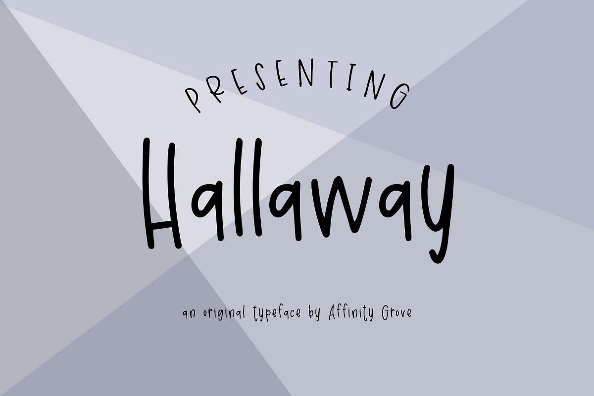 Hallaway example image 1