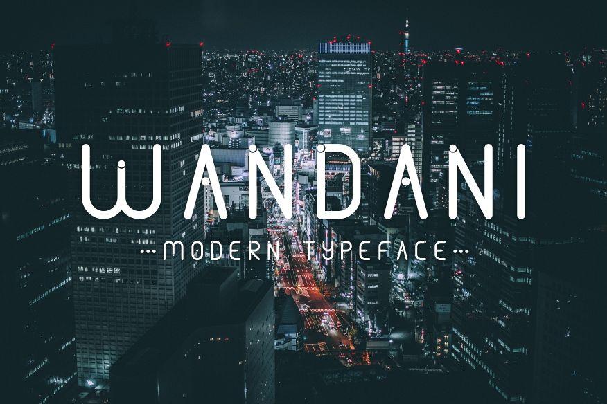 Wandani example image 1