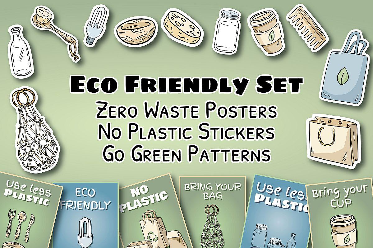 Eco Friendly Big Set example image 1