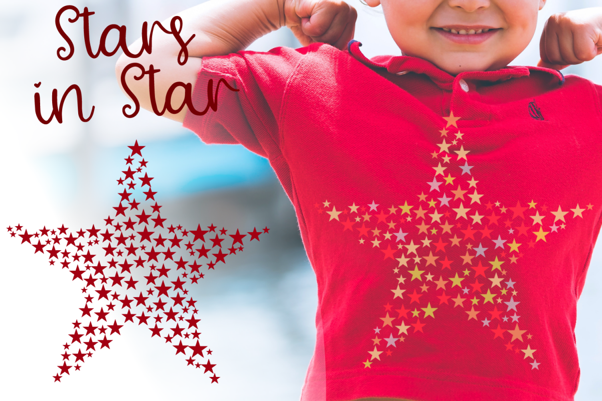 Stars in Star Vector AI, SVG, EPS, PNG, PDF example image 1