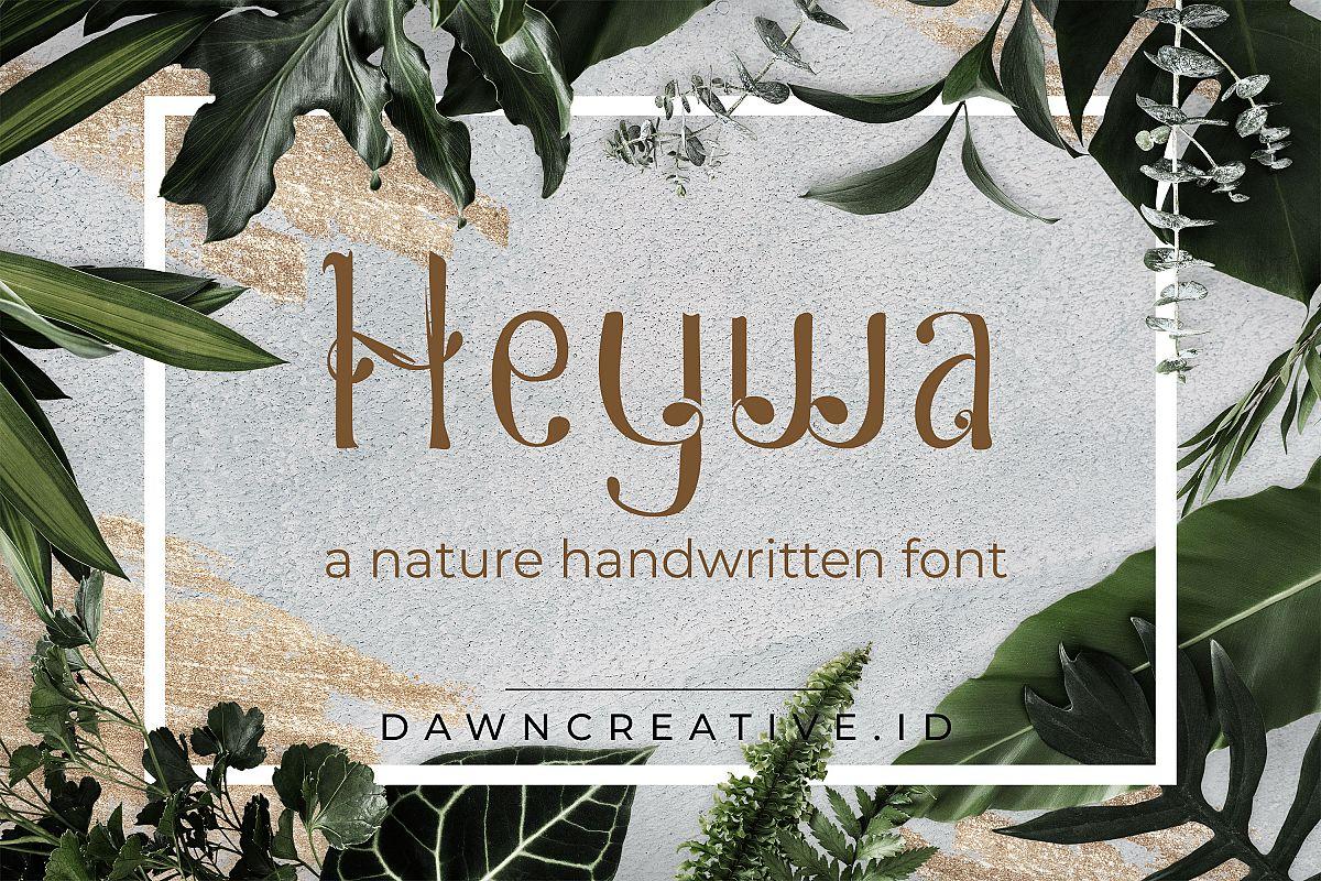 Heywa example image 1