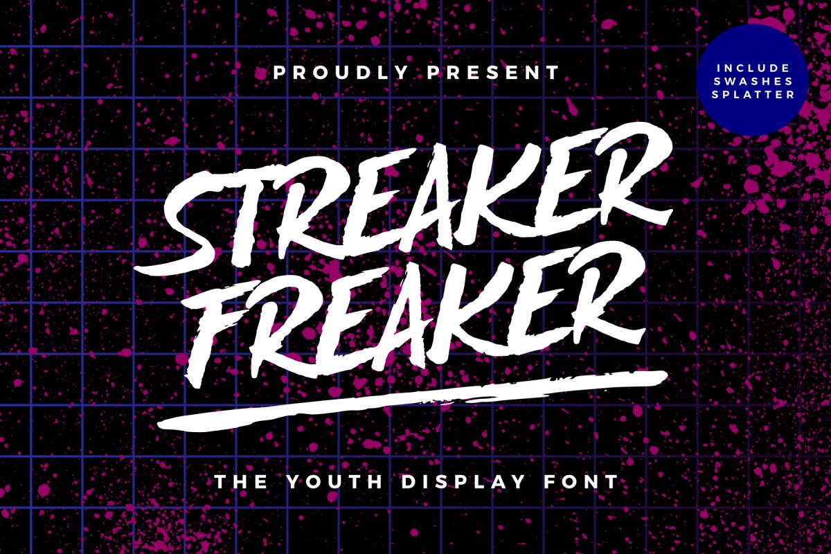 STREAKER FREAKER example image 1