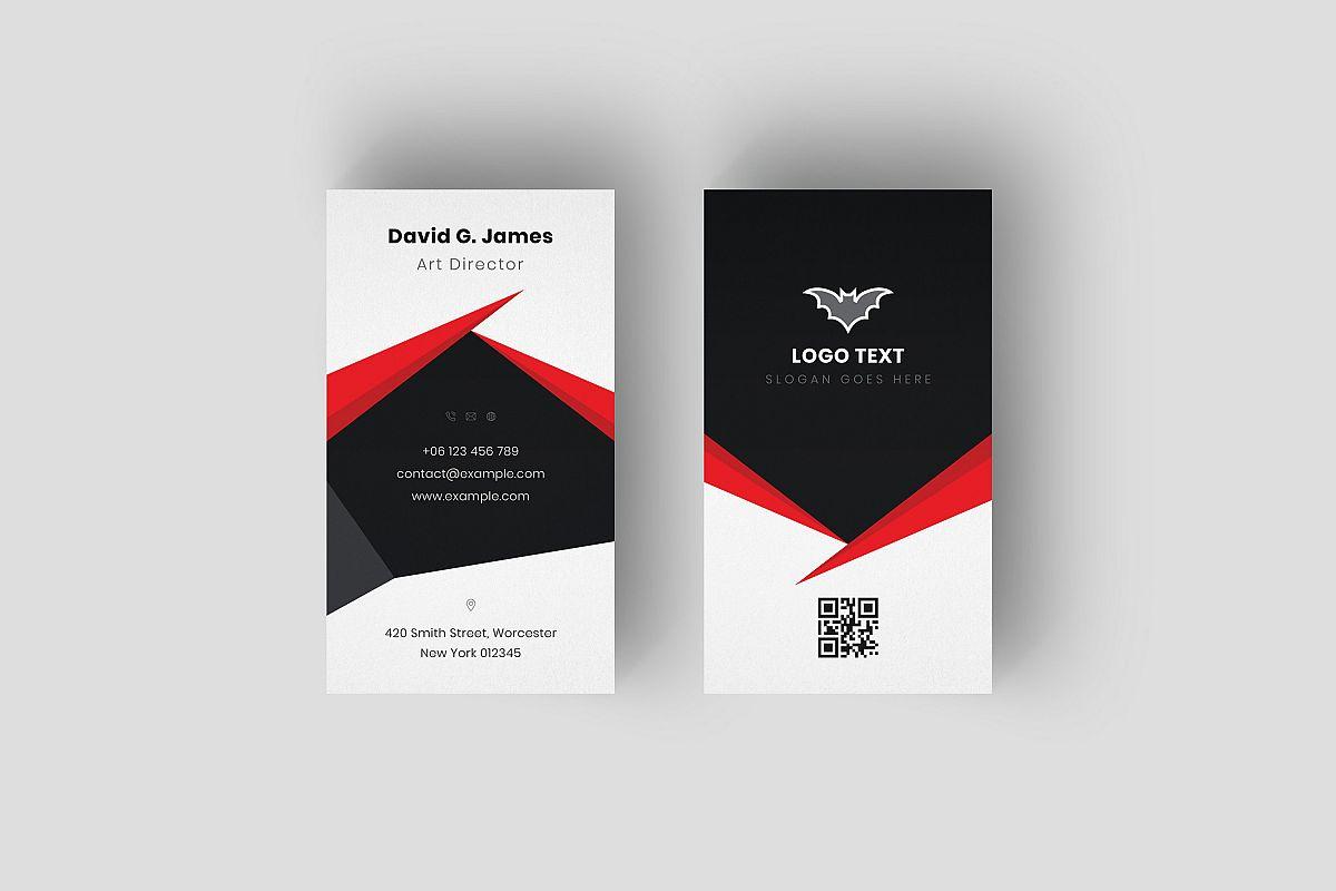 Elegant Business Card Design example image 1