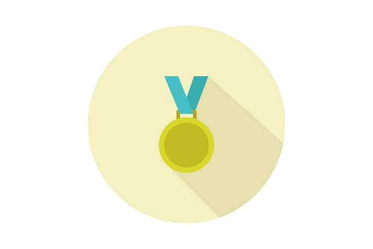 Medal icon example image 1