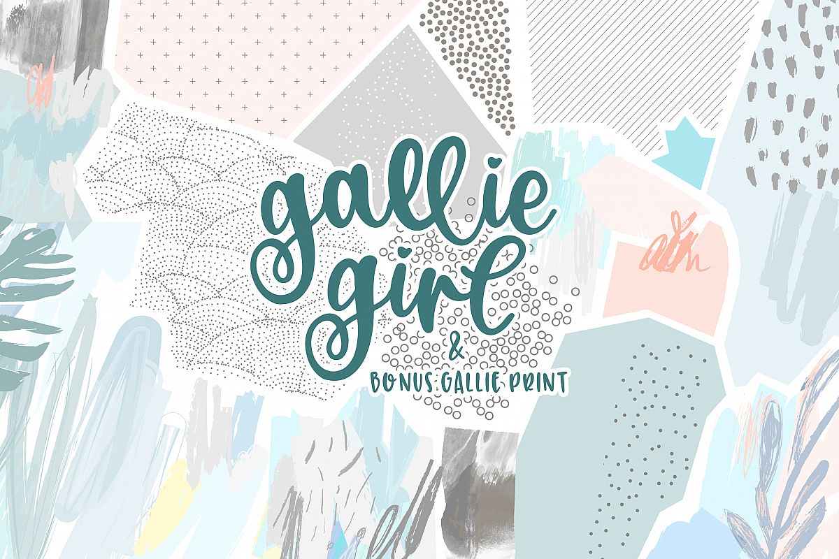 Gallie Girl example image 1