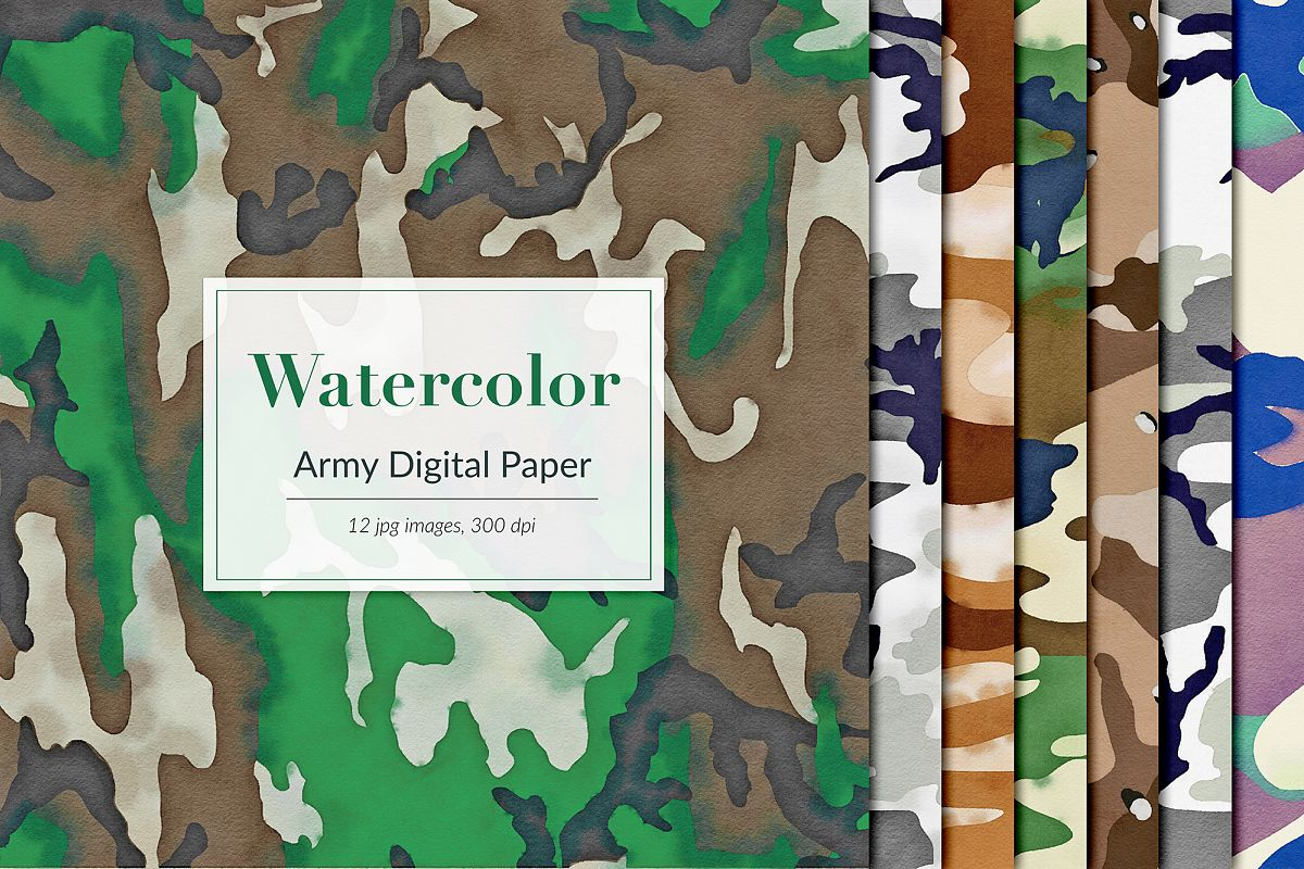 photograph relating to Camo Printable Paper identify Watercolor Navy Electronic Paper, Camouflage Backgrounds