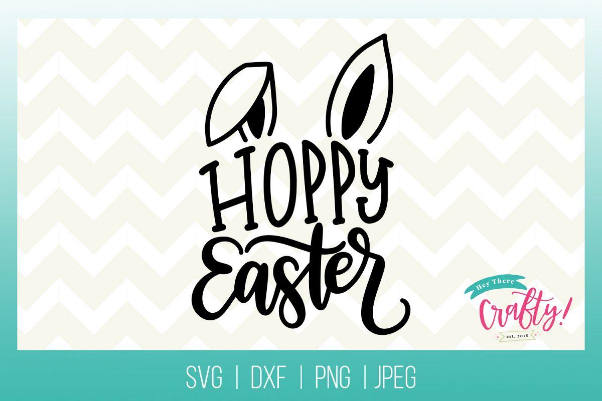 Hoppy Easter| Digital FIle example image 1
