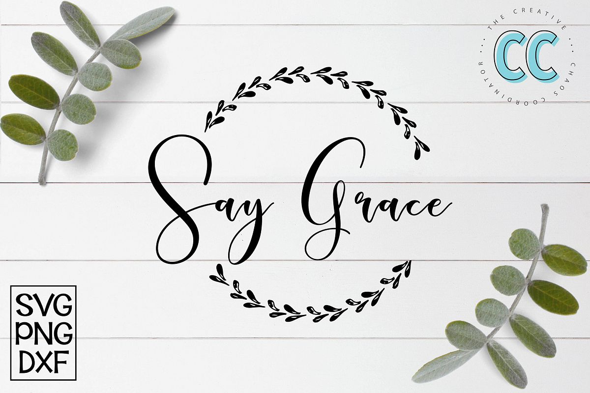 Say Grace example image 1