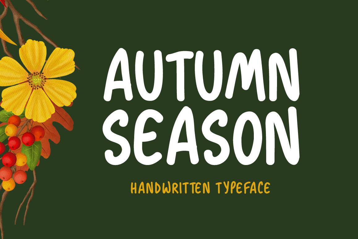 Autumn Season example image 1