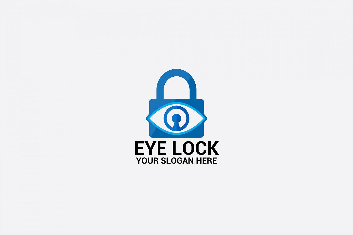 eye lock logo example image 1