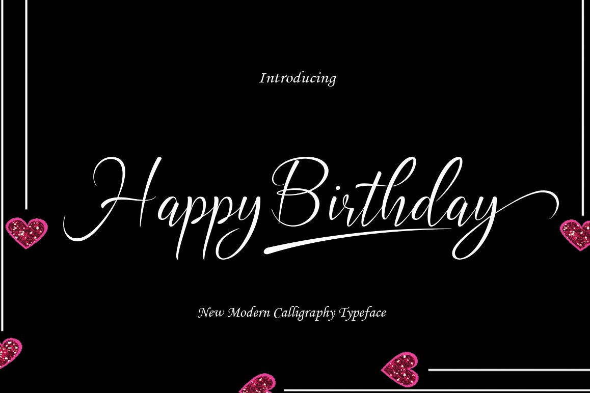 Birthday - all things creative 8freebies included)