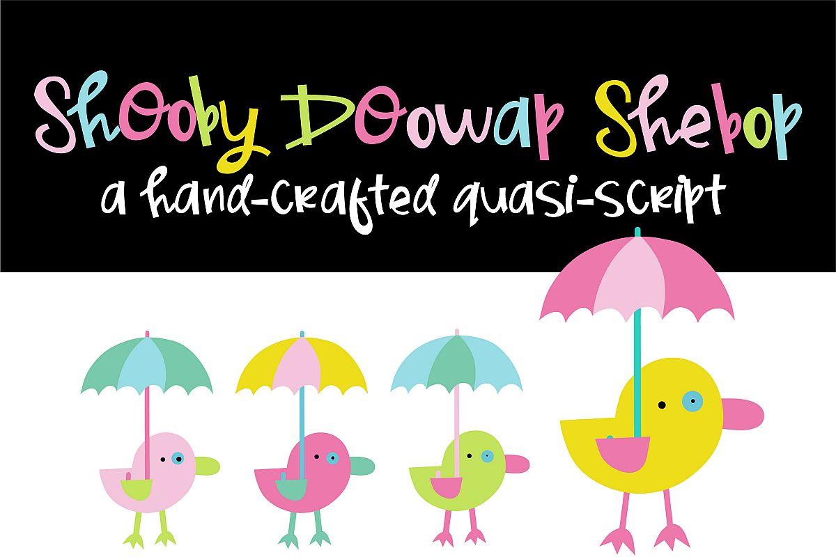 PN Shooby Doowap Shebop example image 1
