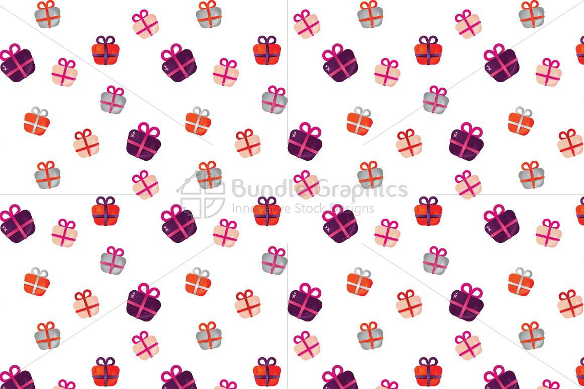 Cute Gifts Pattern example image 1