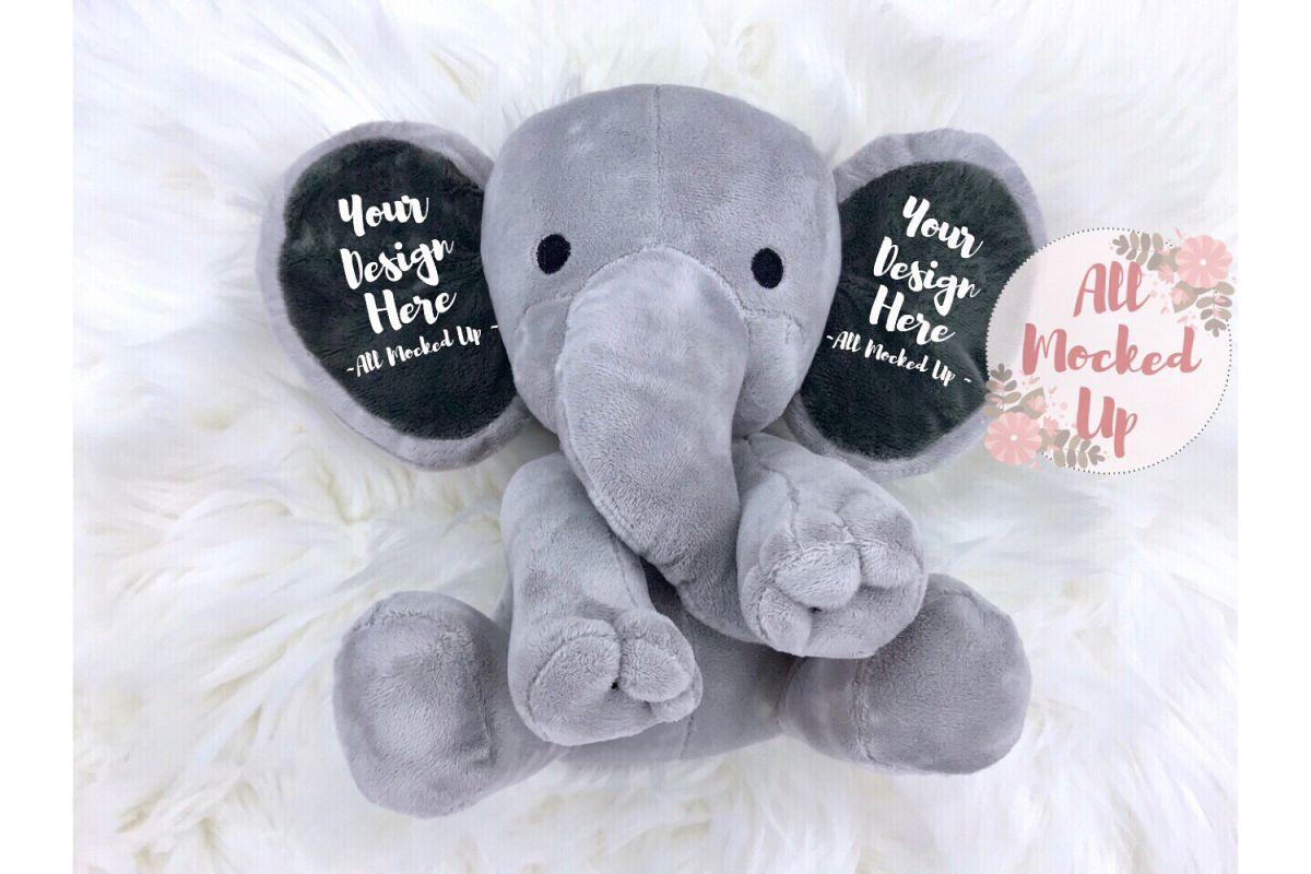 ELEPHANT Birth Stat Mock Up - 4/19 example image 1
