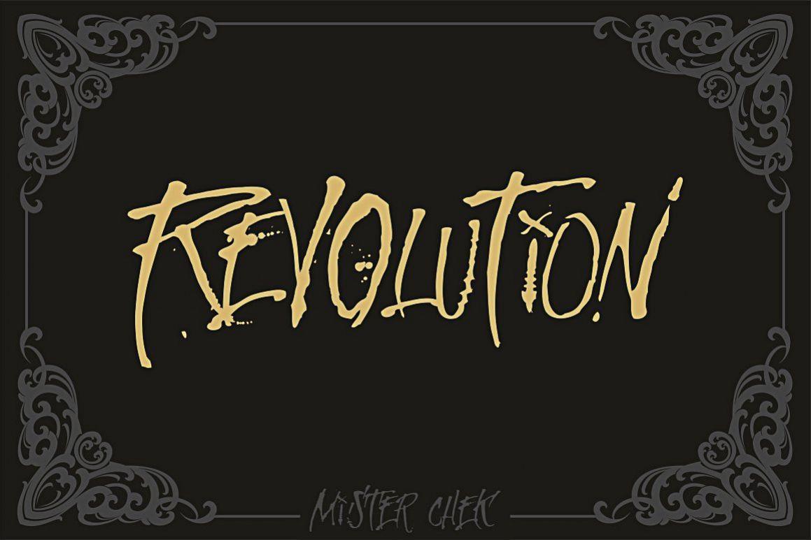 Revolution  example image 1