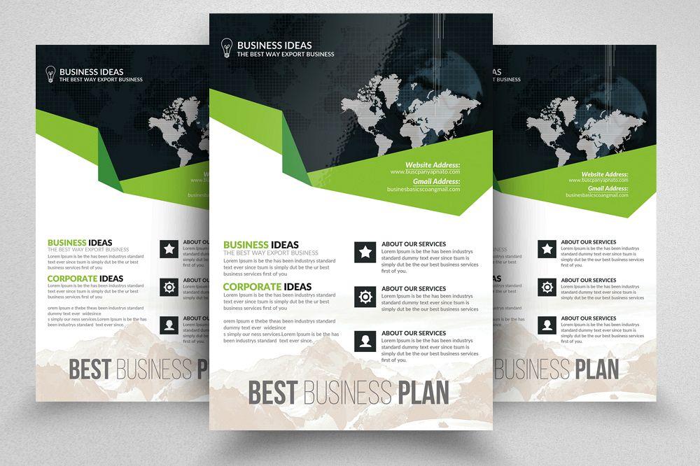 Software Solutions Flyer Templates By D Design Bundles