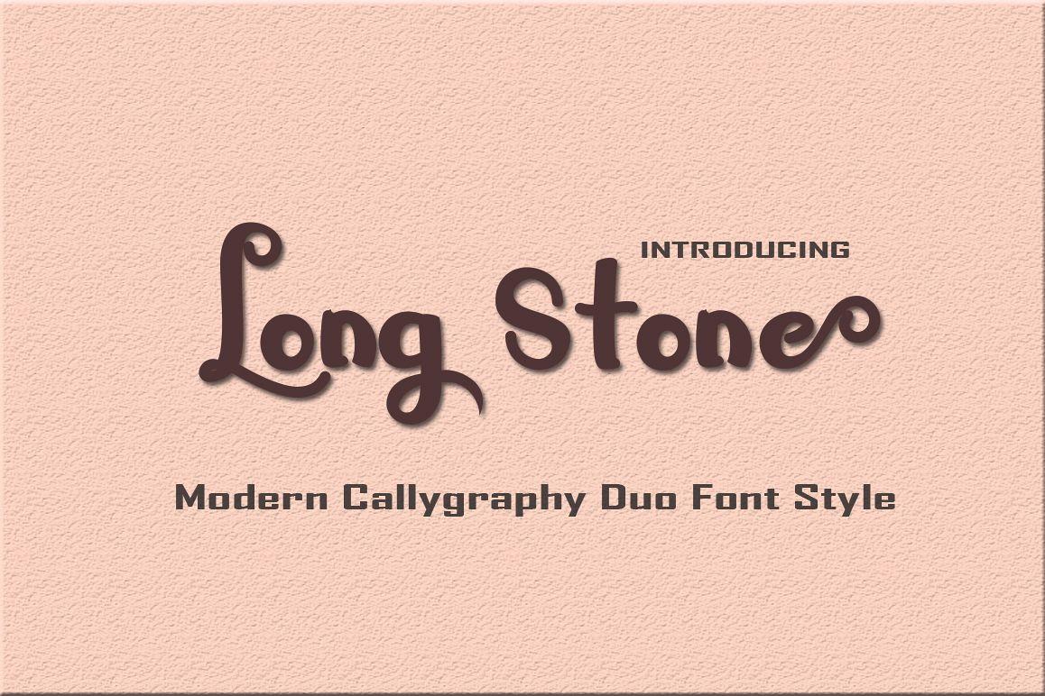 LongStone example image 1