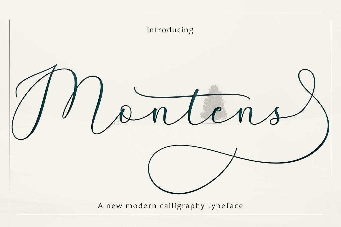 Montens example image 1