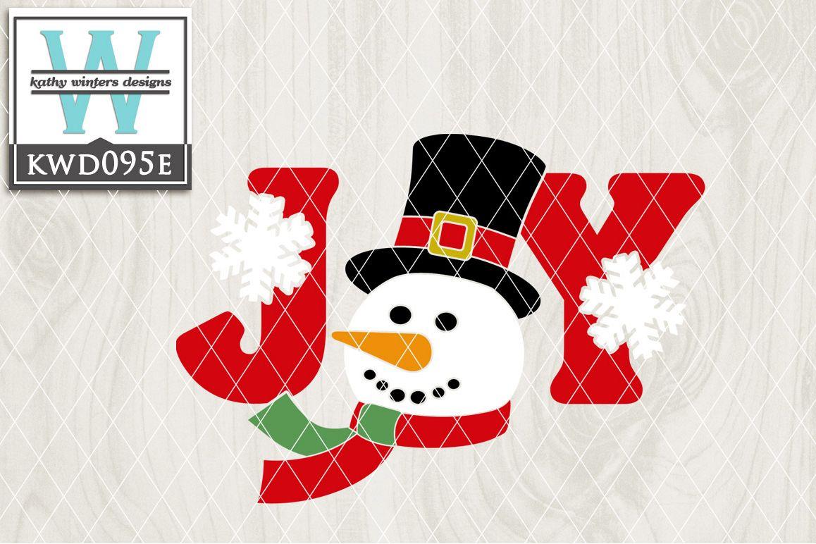 Christmas Cutting File KWD095E example image 1