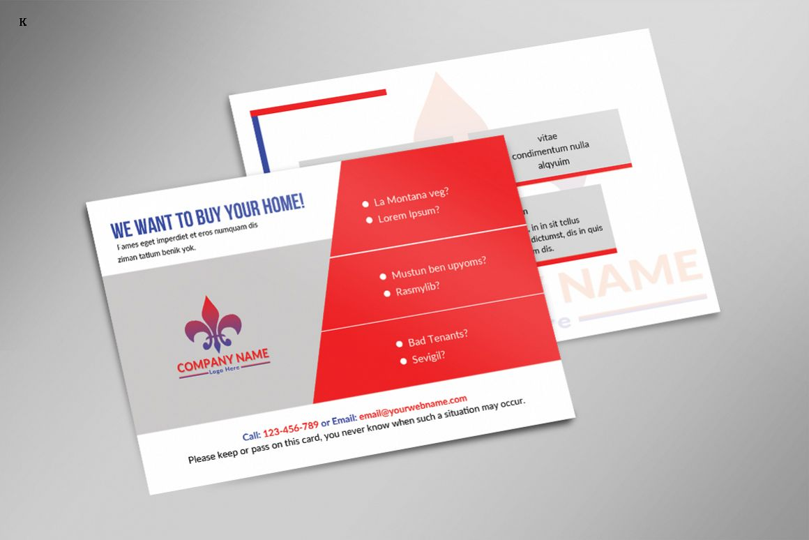Business postcard template by pro design design bundles business postcard template example image fbccfo Gallery