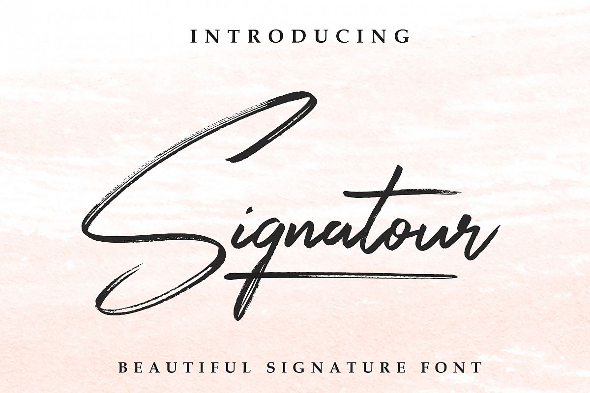 Signatour example image 1