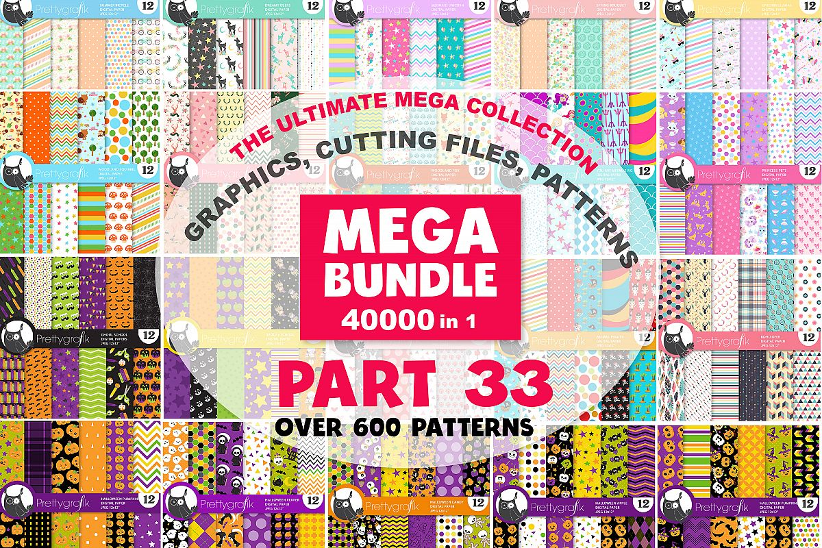 MEGA BUNDLE PART33 - 40000 in 1 Full Collection example image 1